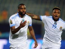 El Congo goleó para mantener la esperanza. AFP