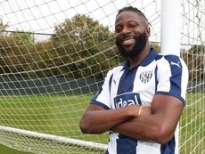 Bakary Sako estuvo tres temporadas en el Crystal Palace. WestBromwich