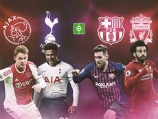 El Tottenham se unió a Liverpool, Barcelona y Ajax. BeSoccer