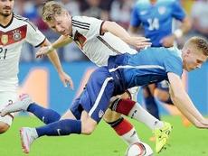 Cuando el karma atacó al jugador que 'traicionó' a su país por jugar un Mundial. EFE/Archivo