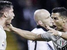 Bentancur habló de su brutal cambio físico. JuventusFC