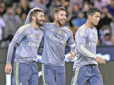 Les meilleurs Benzema et Ramos ne permettent pas encore d'oublier Cristiano. EFE