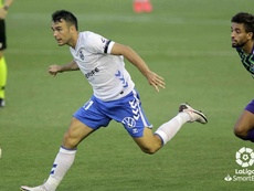 El Tenerife derrotó al Málaga. LaLiga