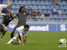 Tenerife y Alcorcón empataron a cero. LaLiga