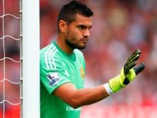 Romero espera um telefonema de Ancelotti. Man Utd