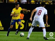 Garrido anotó el gol de la victoria en el 94'. LaLiga