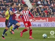 Borja García sumó 176 partidos con el Girona. LaLiga
