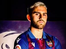 Borja Mayoral vers Lazio. afp