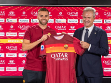 Mayoral has signed for Roma. ASRoma