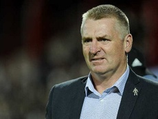 Dean Smith praised his players after they beat Swansea. BrentfordFC