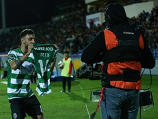 Bruno Fernandes ya habría firmado con el United. SportingCP