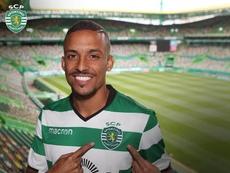 Le club portugais recrute le latéral jusqu'en 2023. SCP