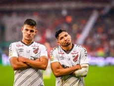 L'Atletico ne veut plus Bruno Guimarães, et Benfica saute sur l'occasion. EFE