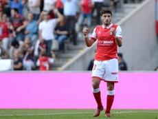 Xadas tem sido um dos destaques da temporada do Braga. Twitter/SCBraga