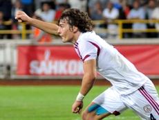 Barcelone n'oublie pas Caglar Soyuncu. EFE
