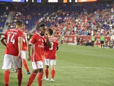 El Benfica no entiende de amistosos. SLBenfica