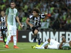 Camilo teve boa passagem pelo Botafogo e estava atuando no Mirassol. Conmebol