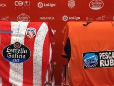 El Lugo ha hecho una apuesta por el fútbol sala. Twitter/CDeportivoLugo