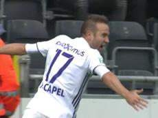 Mesmo com o sucesso obtido na Bélgica, Capel quer retornar a Espanha. Twitter