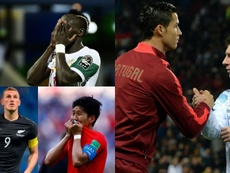 Quel est le meilleur XI de chaque continent ? BeSoccer/EFE/AFP