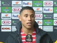 Machís analizó el choque frente al PSV. Captura/GolTV