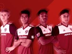 Cuatro jóvenes del Dallas probarán en el Bayern de Múnich. Captura/DallasFC