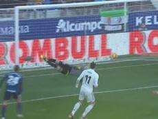 Bale n'avait plus marqué depuis septembre. Captura/beINSports