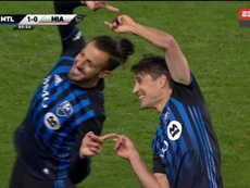 Bojan y Urruti amargaron la noche al Inter Miami de Higuaín. Captura/ESPN