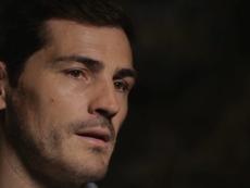 Casillas habló de su nueva vida. Captura/Movistar