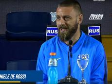 Mancini podría llamar a De Rossi en noviembre. BocaJuniors