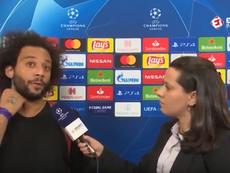Marcelo pense que Cristiano s'en sortira. Capture
