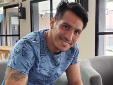Monzón renovó con Atlético Tucumán. Twitter/ATOficial