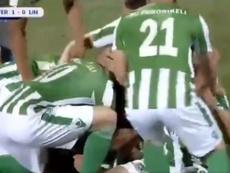 El Feronikeli se metió en la final y jugará contra el Santa Coloma. Captura/RTK1