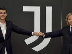 Morata retrouve Ronaldo. afp