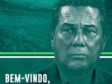 Luxemburgo vuelve a Palmeiras. Palmeiras