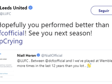 El Leeds vaciló al cantante de One Direction. LUFC