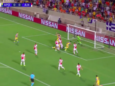 El Ajax busca encarrilar la eliminatoria en Chipre. Captura/MovistarLigadeCampeones