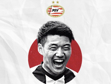 El PSV ficha al primer japonés de su historia. PSV