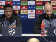 Keita repasó la actualidad del Inter-Barcelona. Twitter/InterTV