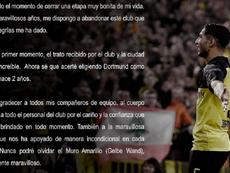 Hakimi saluta il Dortmund. Achraf Hakimi