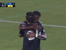 San Jose hurga en la herida de LA Galaxy. Captura/MLS