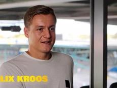 El hermano de Toni Kroos cambia de equipo en Alemania. Captura/Eintracht Braunschweig
