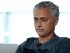 Lindelöf sente a falta de Mourinho. Captura/Canal11