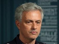 ¡Mourinho reveló cuál era su XI ideal de la Champions! Captura/RTSport