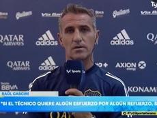 El consejo de Boca echó piropos a sus jugadores. Captura/TyCSports