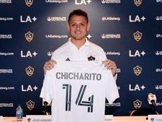 Hugo Sánchez envoie un message à Chicharito. LA Galaxy