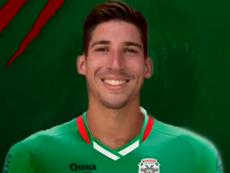 El hijo de Palermo cambia México por Honduras. CDMarathón