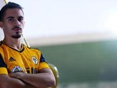 Otro luso para los Wolves: Vítor Ferreira llega desde el Oporto. Twitter/Wolves