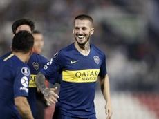 En plena ola de rumores, Boca anunció una lesión de Benedetto. BocaJuniors