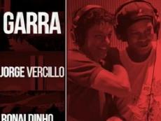 Ronaldinho se pasa al rap con un temazo. Instagram/Ronaldinho